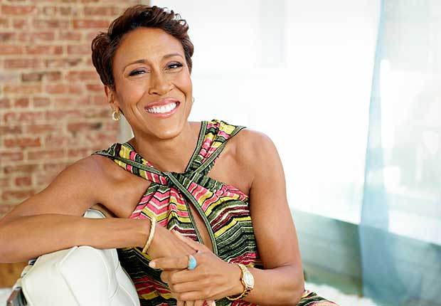 PB Speaker Robin Roberts signs movies and documentaries deal with Lifetime