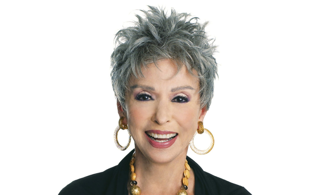 """PB SPEAKERS' RITA MORENO STARS IN NETFLIX'S 'ONE DAY AT A TIME' & 'WEST SIDE STORY"""" REBOOT"""