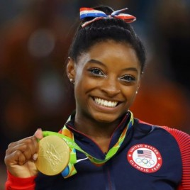 How Simone Biles, Olympic Medalist and World's Best Gymnast, Advocates for Foster Children