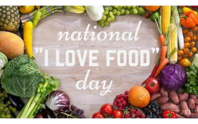 I Love Food Day Sept. 9