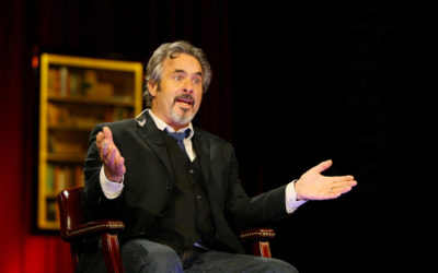 PB Speaker David Feherty Talks About Son's Drug Abuse & Death