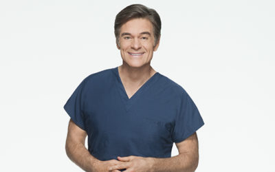 "PB SPEAKER DR. MEHMET OZ GIVES YOU HIS ""OZ APPROVED"" THANKSGIVING DINNER PICKS"